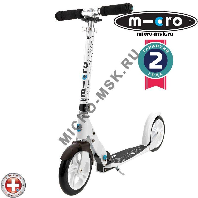 Самокат Micro scooter White (Микро скутер Уайт)