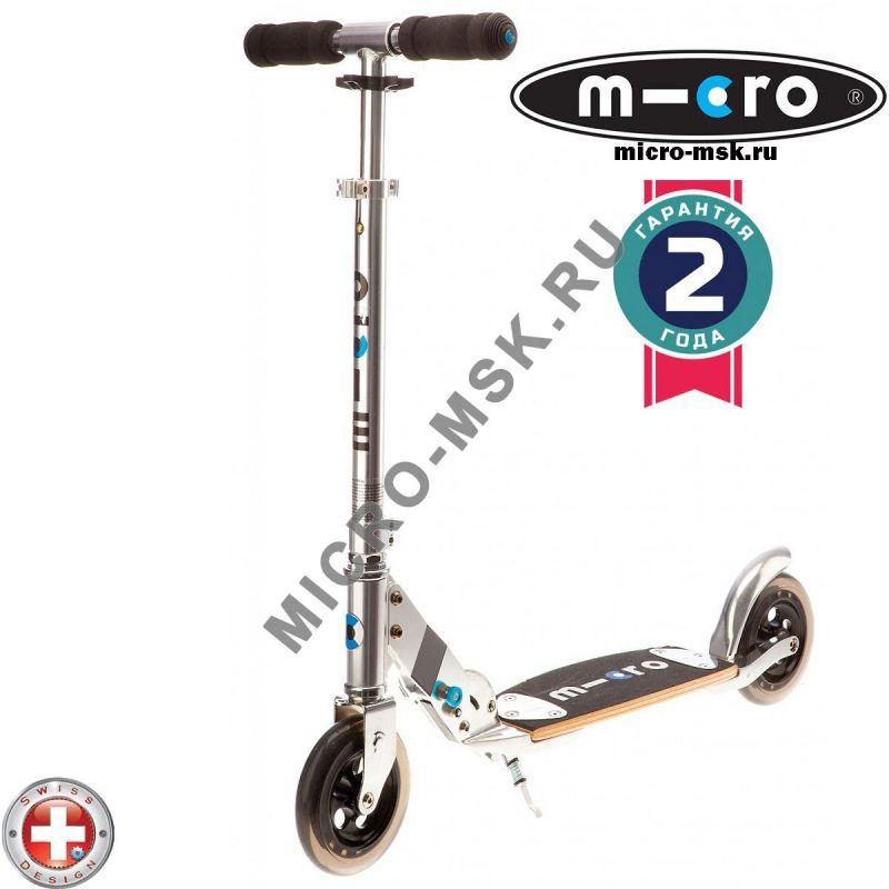 Самокат Micro scooter Flex alu (Микро скутер Флекс)