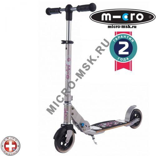 Самокат Micro scooter Flex Lady (Микро скутер Флекс Леди)