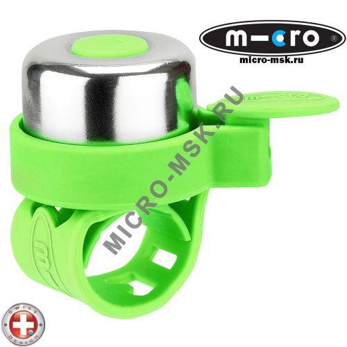 Звонок Micro green