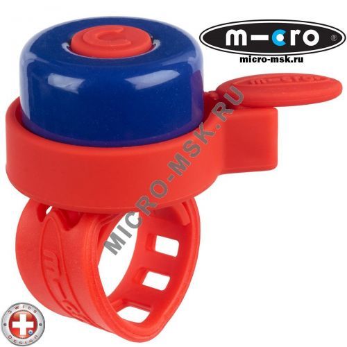 Звонок Micro red-blue