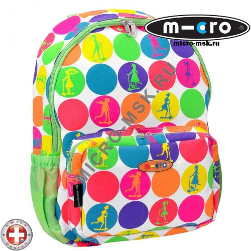 Рюкзак Neon dot для Maxi Micro