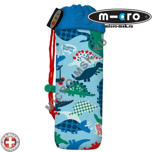 Держатель для бутылочки Micro Dino blue