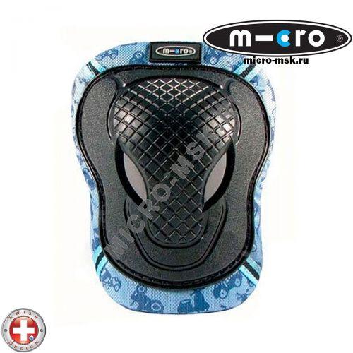 Комплект защиты Micro blue размер М