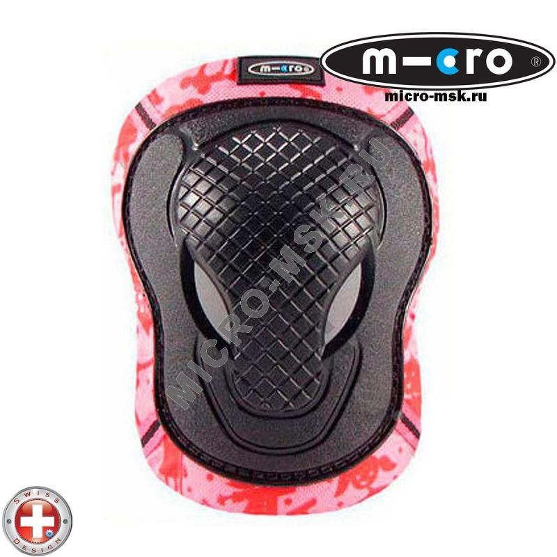 Комплект защиты Micro pink размер XS