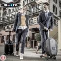 Luggage - самокат с чемоданом