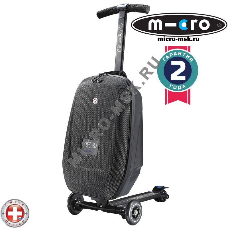 Самокат с чемоданом Micro Luggage