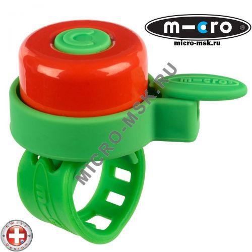 Звонок Micro green-red
