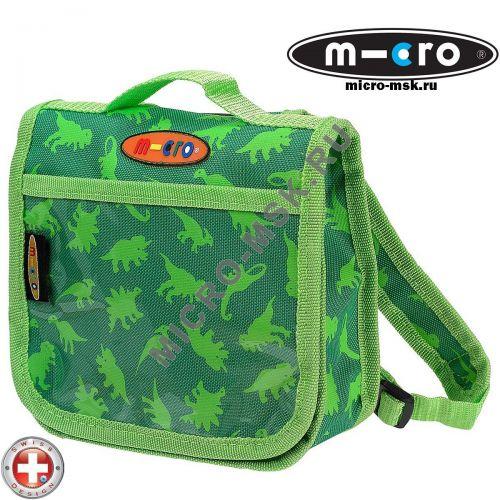 Рюкзачок Micro Dino green