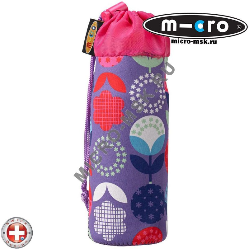 Держатель для бутылочки Micro Floral dot