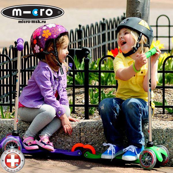 Самокаты Mini Micro для детей от 1 года до 5 лет